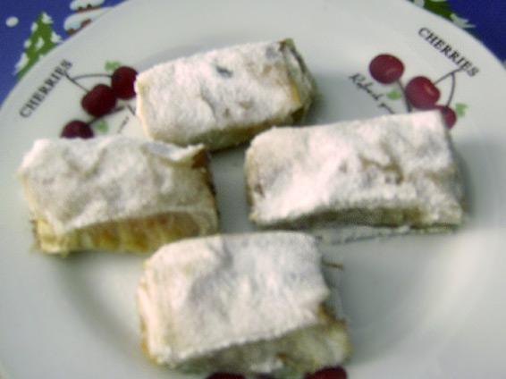Снимка 1 от рецепта за Банички с локум