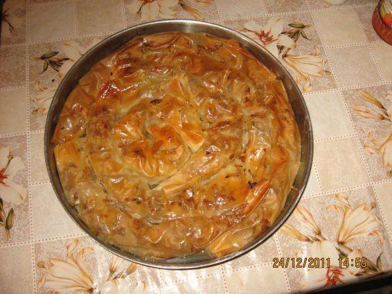 Снимка 1 от рецепта за Баница с тиква