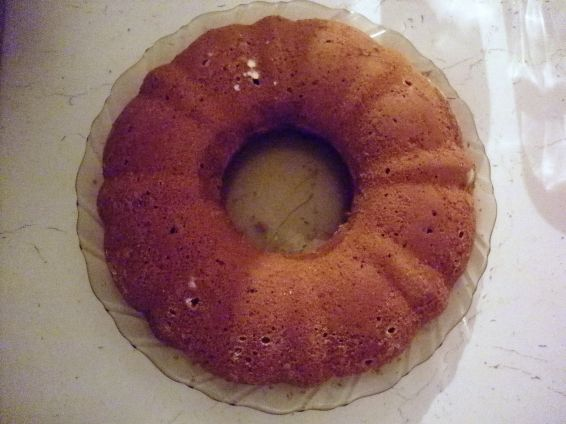 Снимка 1 от рецепта за Кекс без яйца