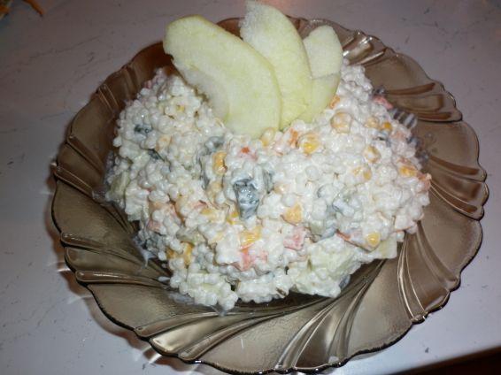 Снимка 1 от рецепта за Салата с кускус