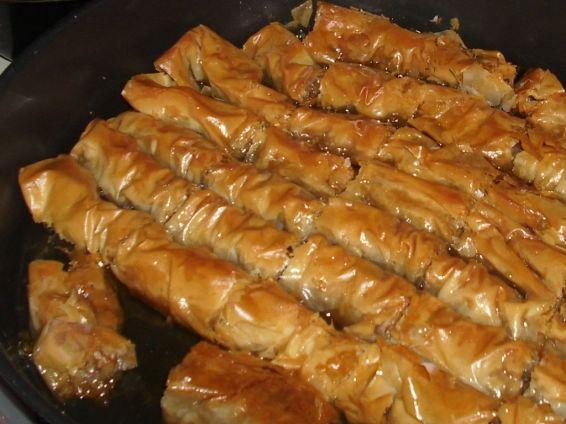 Снимка 1 от рецепта за Локумена саралия