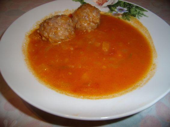 Снимка 1 от рецепта за Кюфтета в доматен сос