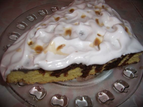 Снимка 1 от рецепта за Торта Жадната монахиня /1987 г./