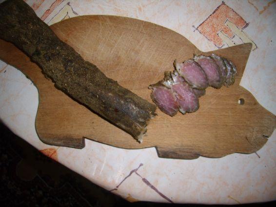Снимка 1 от рецепта за Кайзер от свинско бонфиле /малки рибици/