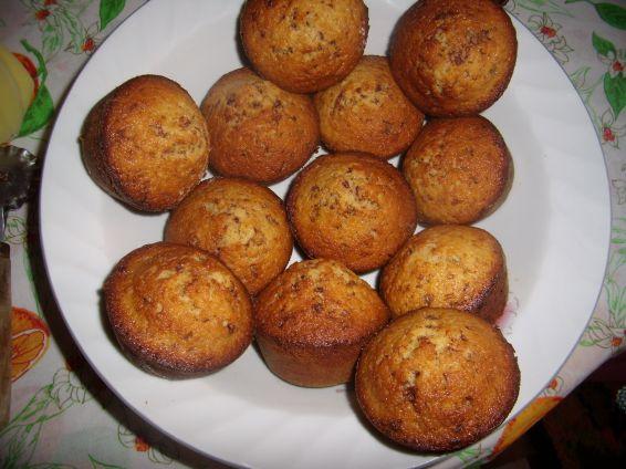 Снимка 1 от рецепта за Шоколадови кексчета
