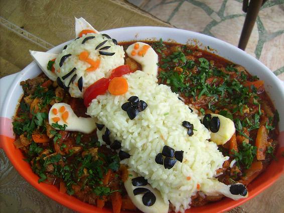 Снимка 1 от рецепта за Тепанаки