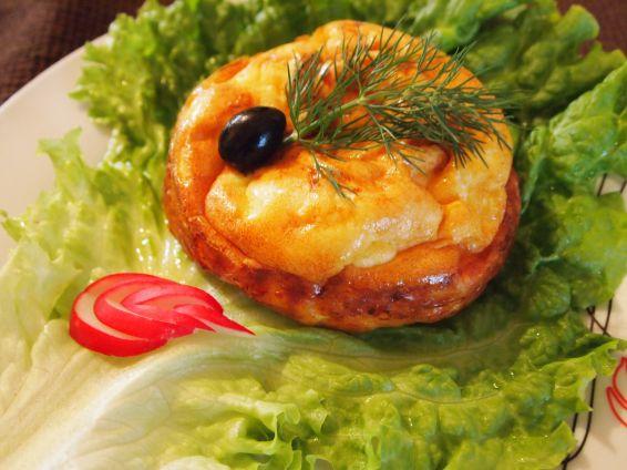 Снимка 1 от рецепта за Кашкавал на фурна