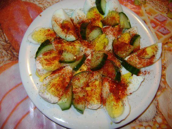 Снимка 1 от рецепта за Великденска салата