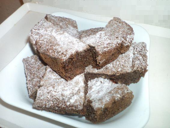 Снимка 1 от рецепта за Какаов сладкиш `Фантазия`