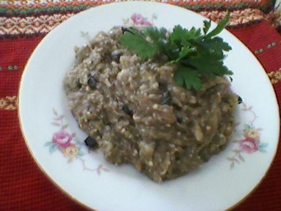 Снимка 1 от рецепта за Патладжан с маслини