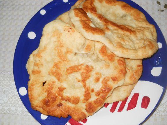 Снимка 1 от рецепта за Мекици с прясно мляко