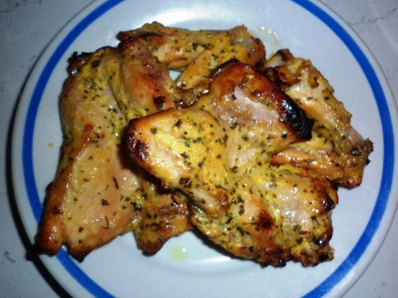Снимка 1 от рецепта за Мариновано пилешко месо