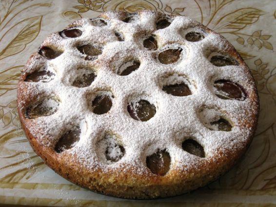 Снимка 1 от рецепта за Сливов сладкиш
