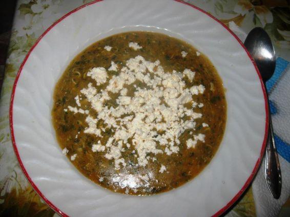 Снимка 1 от рецепта за Каша от коприва