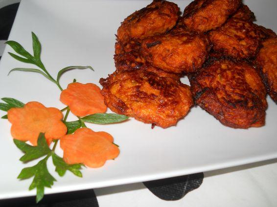Снимка 1 от рецепта за Кюфтета от моркови