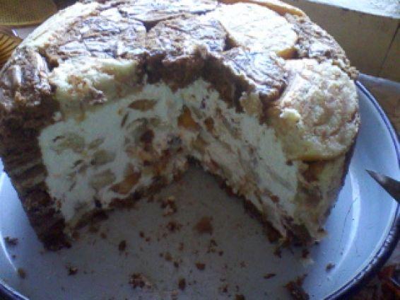 Снимка 1 от рецепта за Торта купол