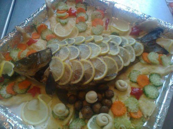 Снимка 1 от рецепта за Пълнен шаран