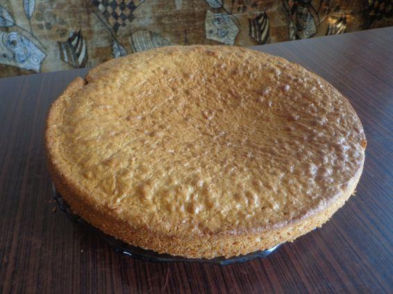 Снимка 1 от рецепта за Медена питка