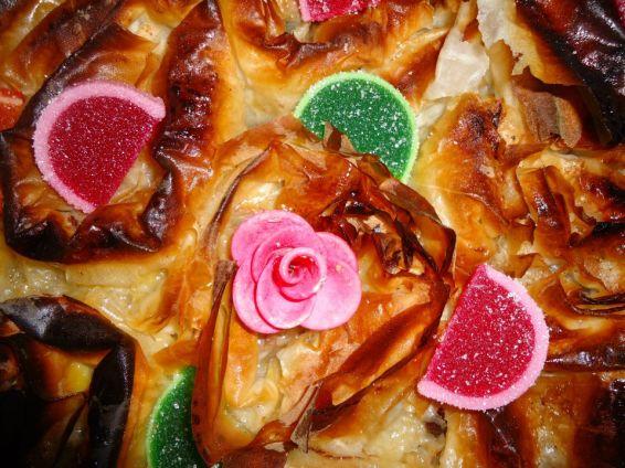 Снимка 1 от рецепта за Весела Коледна баклава