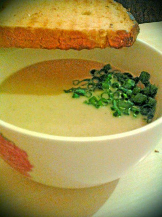 Снимка 1 от рецепта за Арабска супа Shorbat adas