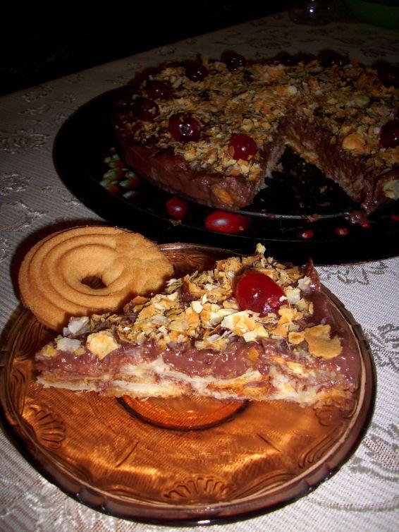 Снимка 1 от рецепта за Наполеонова торта