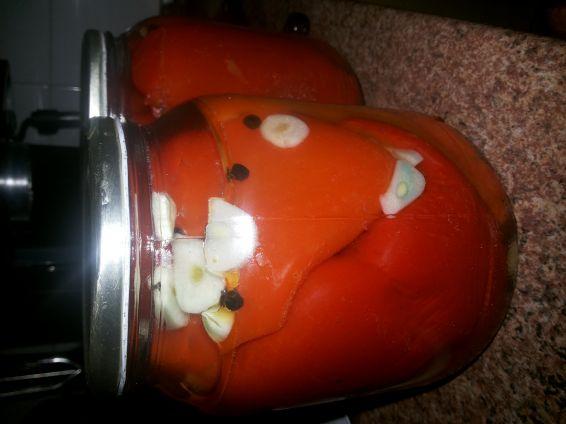 Снимка 1 от рецепта за Парена туршия