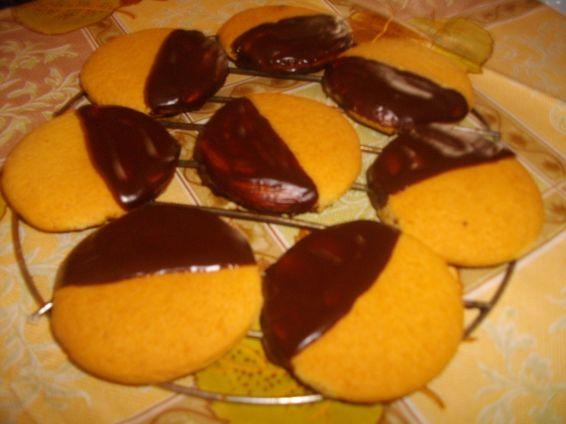 Снимка 1 от рецепта за Медени курабийки
