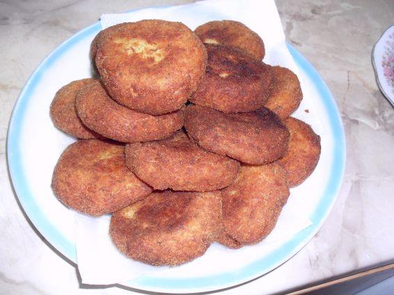 Снимка 1 от рецепта за Картофени кюфтета с топено сирене