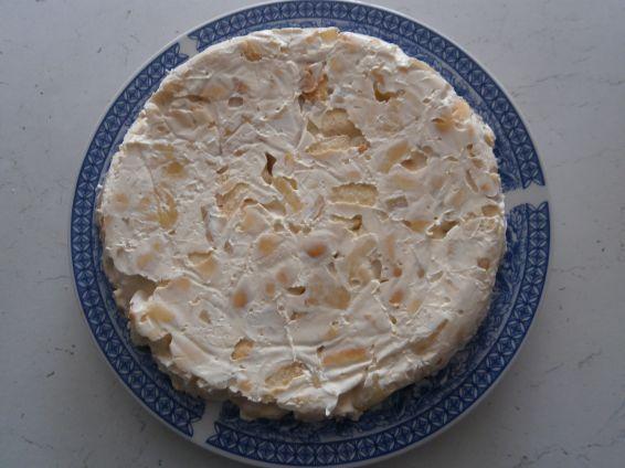 Снимка 1 от рецепта за Сладкиш с ананас