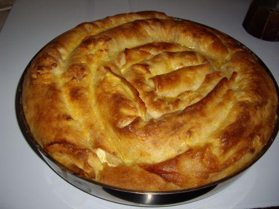 Снимка 1 от рецепта за Вита баница