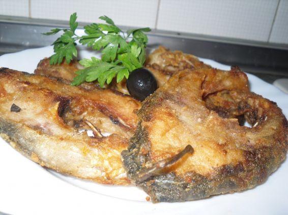 Снимка 1 от рецепта за Пържен шаран за Никулден