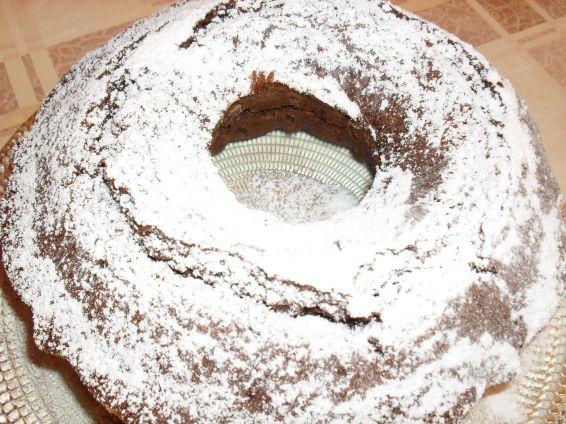 Снимка 1 от рецепта за Кекс със сладко