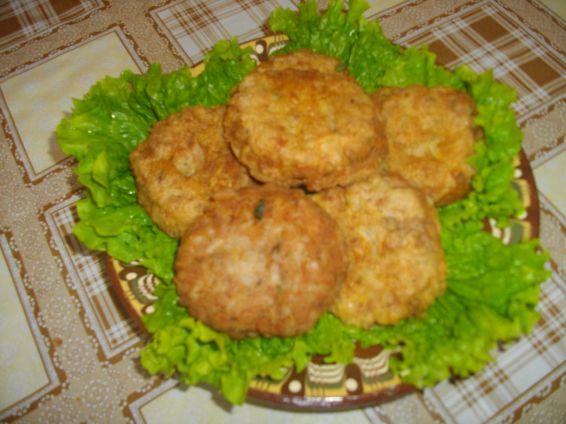 Снимка 1 от рецепта за Кюфтета с ориз