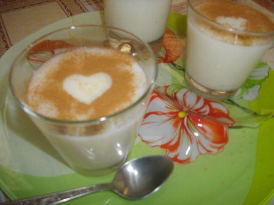 Снимка 1 от рецепта за Прясно мляко с грис