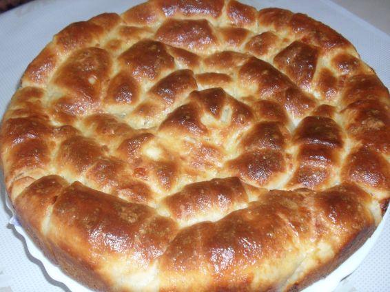Снимка 1 от рецепта за Памук питка