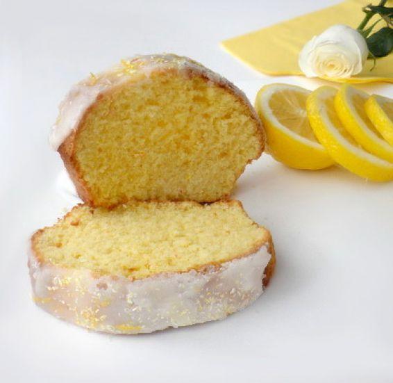 Снимка 1 от рецепта за Кекс с лимонова глазура