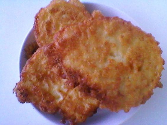 Снимка 1 от рецепта за Пържени филийки с брашно за кейк