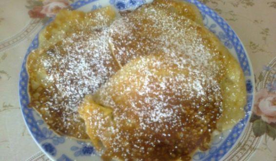 Снимка 1 от рецепта за Катми с ябълки