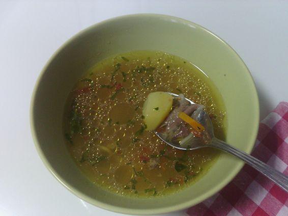 Снимка 1 от рецепта за Патешка супа