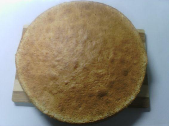 Снимка 1 от рецепта за Сладкиш с дюля