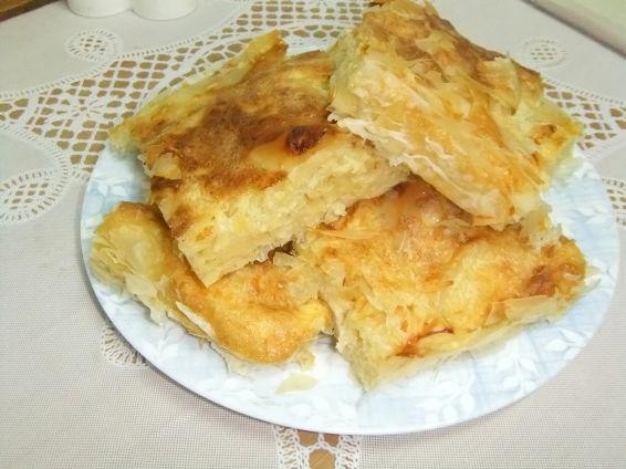 Снимка 1 от рецепта за Баница `Ники`