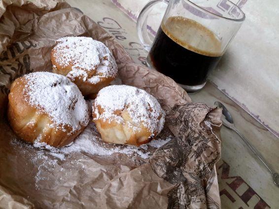 Снимка 1 от рецепта за Кейкчета с пудра захар