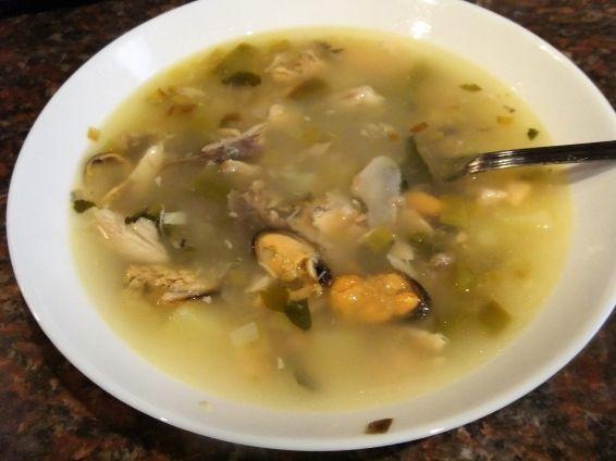 Снимка 1 от рецепта за Рибена чорбица