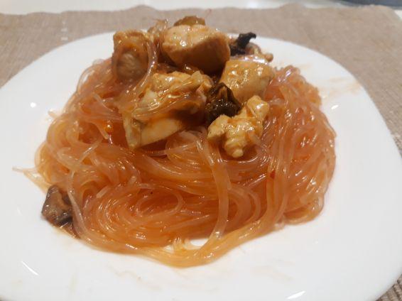 Снимка 1 от рецепта за Нудели по китайски