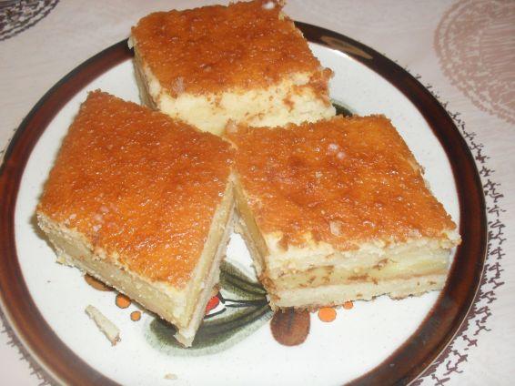 Снимка 4 от рецепта за Ябълков сладкиш