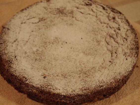 Снимка 2 от рецепта за Бананов кекс