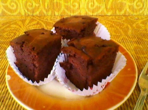 Снимка 4 от рецепта за Браунис с Маскарпоне