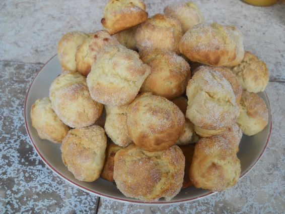 Снимка 7 от рецепта за Бързи курабии