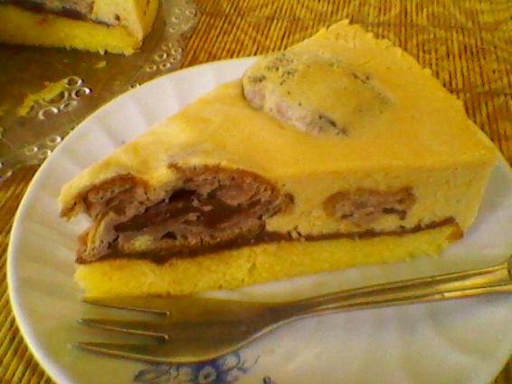 Снимка 3 от рецепта за Еклерова торта