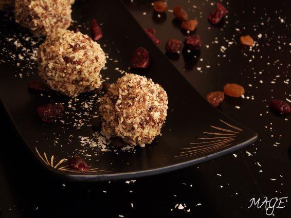 Снимка 2 от рецепта за Фантазия от сушени плодове